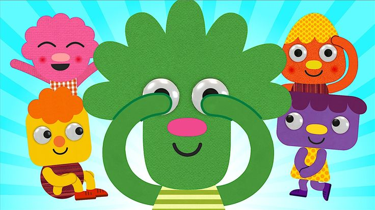 ♫ Hide and seek. Hide and seek. Let's play hide and seek. ♫ Count to 10 and find your friends! From Super Simple Songs