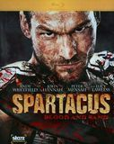 Spartacus: Blood and Sand - The Complete First Season [4 Discs] [Blu-ray]