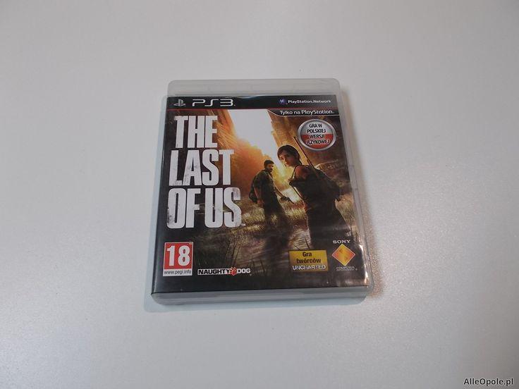 "The Last of Us - GRA Ps3 - Sklep ""ALFA"" Opole 390 - AlleOpole.pl (Opole)"