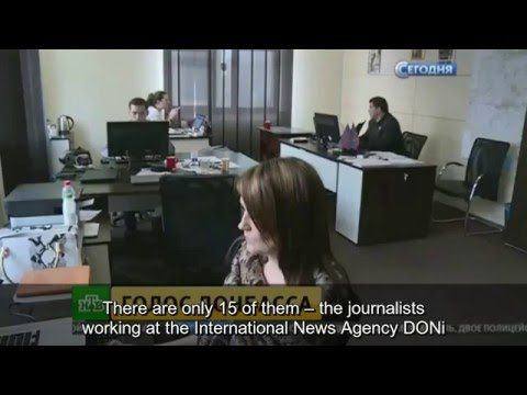 DONi Donbass News Agency banned from Facebook - NTV News