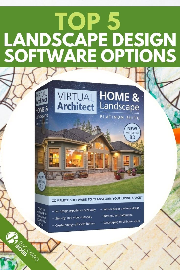Top 5 Landscape Design Software For Your Outdoor Project