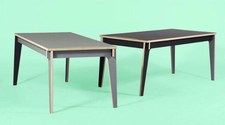 """""""één tafel Twee grijstinten"""""""