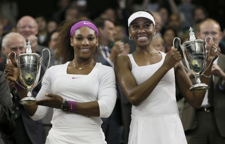 Serena Williams won the singles titel as well as the doubles title at Wimbledon 2012. The double title was conquered together with her sister Venus.