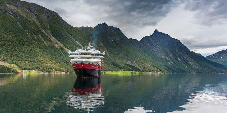 Хуртигрутен становится еще более норвежским #Hurtigruten