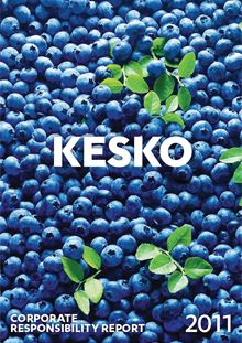 The new report comprehensively covers the objectives, actions and results of Kesko's responsibility programme and responsibility work.     http://www.kesko.fi/en/Responsibility/Raportit/Corporate-Responsibility-Report-2011/