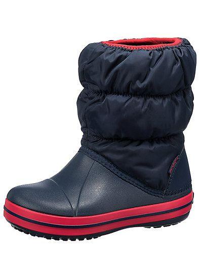 CROCS Winter Puff Boot Kinder Winterstiefel