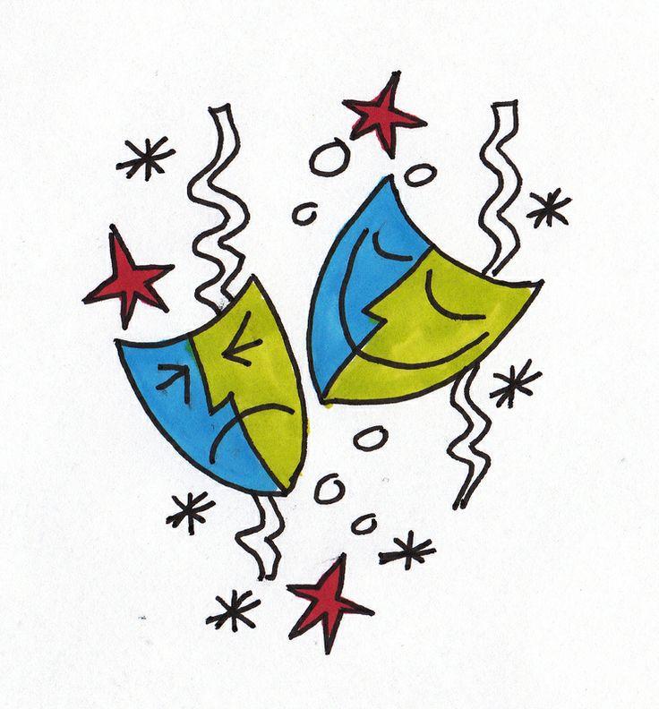 http://www.theaterlesmateriaal.com/emoties2.html  les met emoties, bus met passagiers en chauffeur die met een bepaalde emotie een kort gesprekje voeren