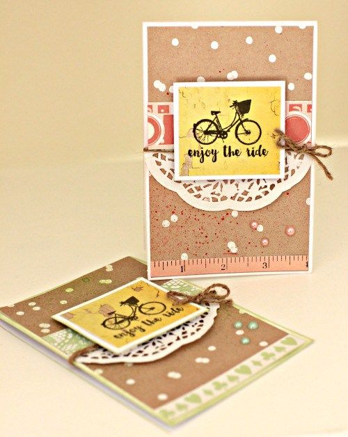 Kaisercraft Finders Keepers Cards by Alicia McNamara