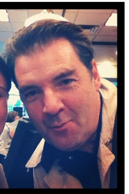 Brendan Coyle secretly married?  http://britsunited.blogspot.com/2012/10/is-brendan-coyle-secretly-married-by.html
