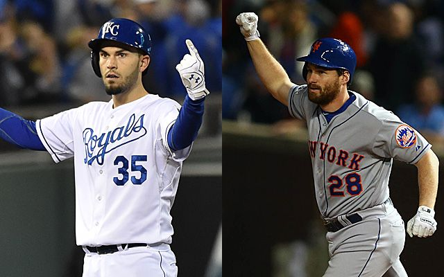 The Royals have advanced to the World Series to face the Mets. Let's take a quick look forward.  Schedule, Videos
