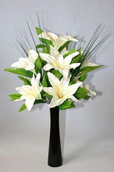 127 Best Silk Flower Arrangements Images On Pinterest