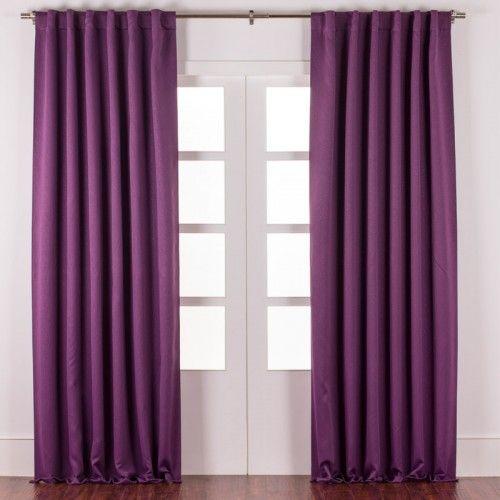 Rideau Opaque BOSTON (Violet)