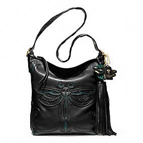 Okay, this is maybe the first Coach bag I am straight in love with.