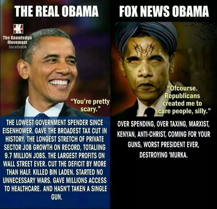 Sounds Legit /what the fuck, Fox News Obama is the real Obama lol
