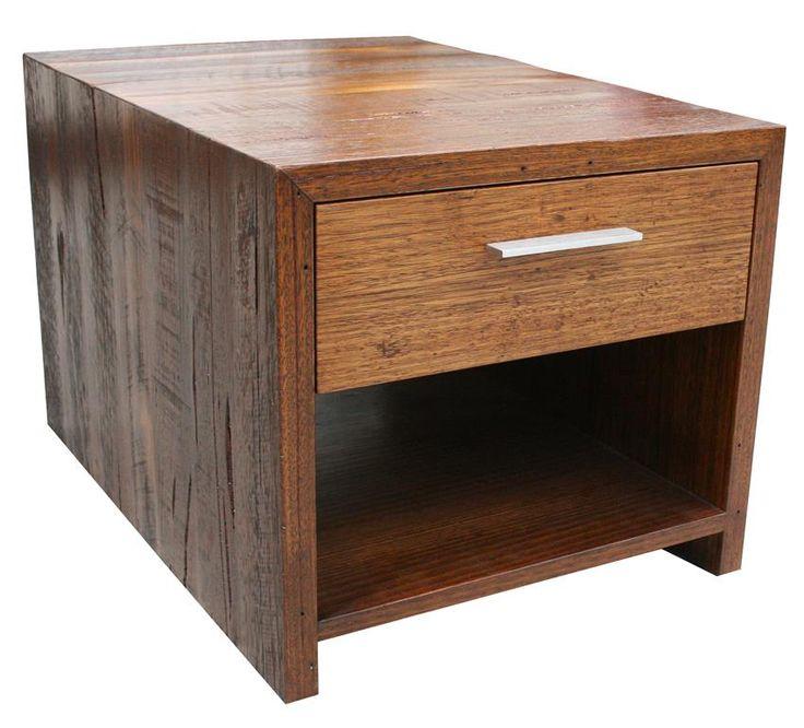 Tuki Recycled Lamp Table
