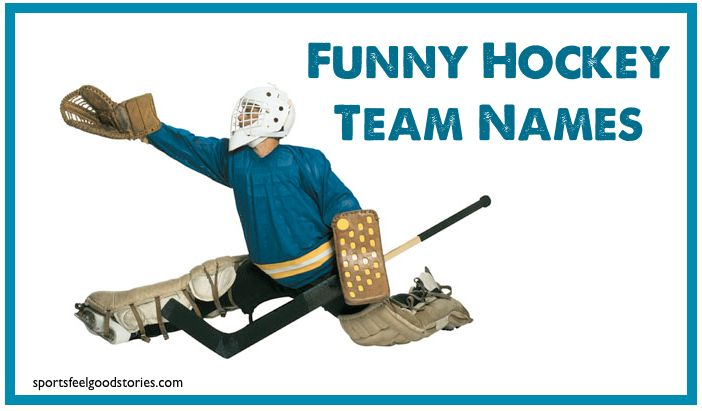 Are you on the hunt for some funny or clever hockey team names? You've found the right spot! Check out our lists to decide on the best.