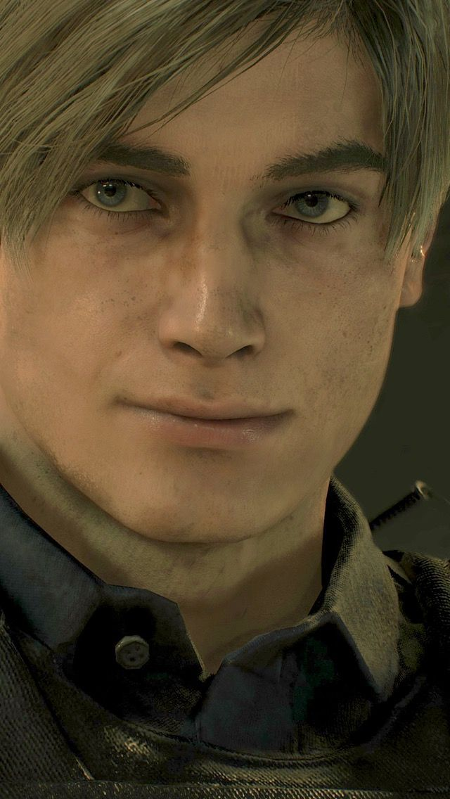 Pin On Leon Sexy Kennedy