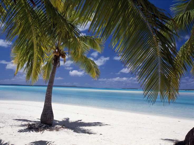 One Foot Lagoon - Aitutaki