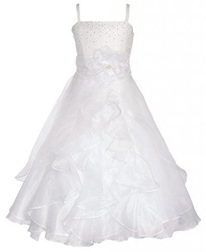 Wonder Girl Lily Big Girls' Organza Tea Length Long Rhinestone Dress 6 White Wonder Girl http://www.amazon.com/dp/B00BGS81YW/ref=cm_sw_r_pi_dp_Nl9Uub1MA6J6N