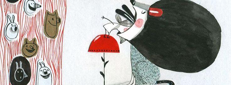 paula bossio ilustradora - Buscar con Google
