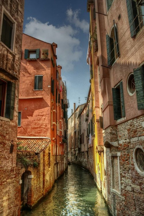"The ""real"" Venice might just change your life. Discover it..."