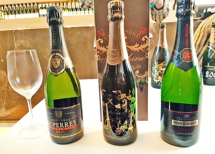 Dan Murphys Champagne and Sparkling Showcase - Champagne 2