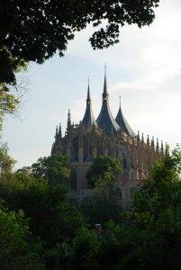 Katedrála sv. Barbory-KUTNÁ HORA