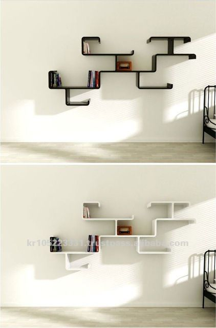 54 best Wall mounted Corner shelves images on Pinterest Corner