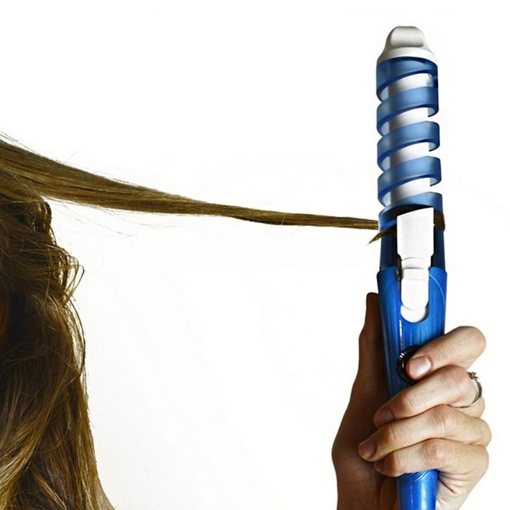"""Do you want to have """"s"""" waves or other style of your hair by yourself? A Professional #CurlingIronWand will do you a favor. We can make our own hairstyle in a short time. On everyday, we can become different with it. Girls, come on, have a try!"""
