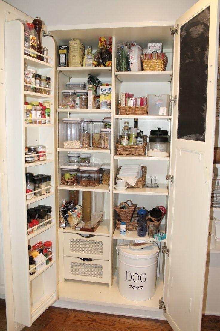 10 best pantry images on pinterest closet storage organization