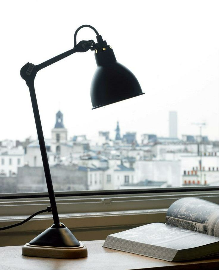 La Lampe Gras  #Design #interior  #homedecor #lamp  #workspace #Gras