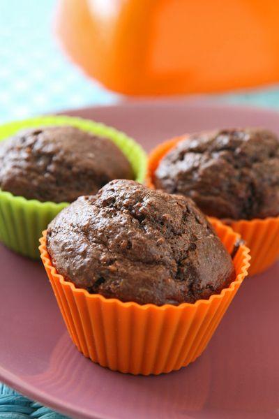 συνταγή μάφιν σοκολατένια