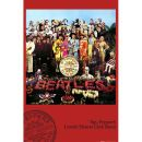 The Beatles Sgt Pepper - Maxi Poster - 61 x Music Poster showing The Beatles legendary album cover from Sgt Peppers. The Beatles are a band whose members were John Lennon, Paul McCartney, George Harrison, and Ringo Starr. They are amongst the m http://www.MightGet.com/january-2017-11/the-beatles-sgt-pepper--maxi-poster--61-x.asp