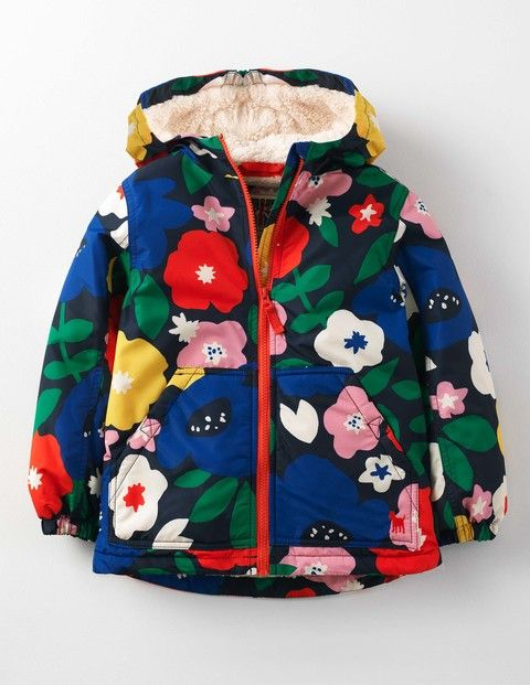 Sherpa Lined Anorak 35134 Coats & Jackets at Boden