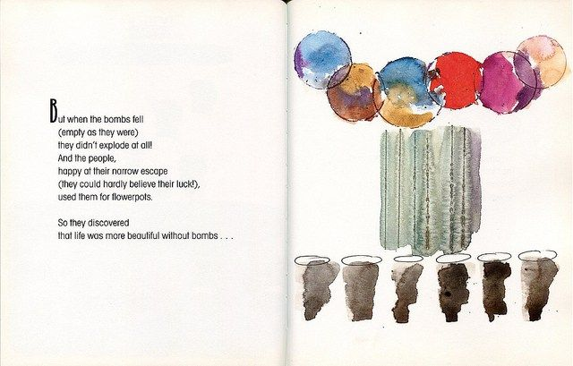 The Bomb and the General: A Vintage Semiotic Children's Book by Umberto Eco circa 1966 – Brain Pickings