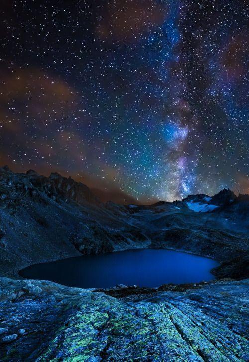 Night Under the Stars | sky | | night sky | | nature | | amazingnature | #nature #amazingnature https://biopop.com/
