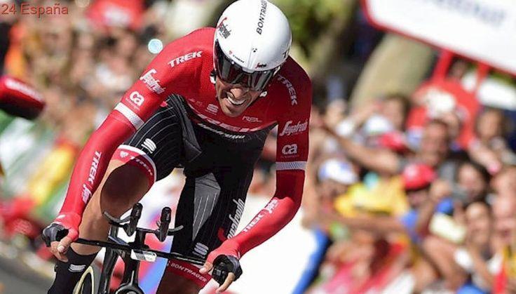 """Alberto Contador: """"A ver quién era capaz de tirar con la misma convicción que yo"""""""