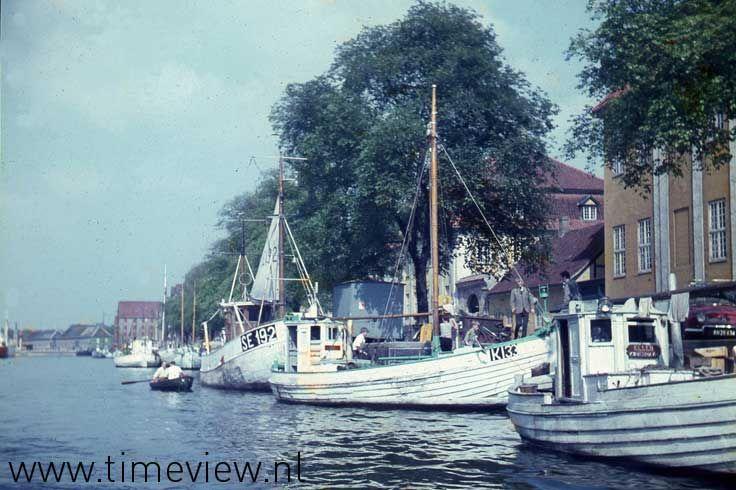 H117. Copenhagen Denmark 1960's