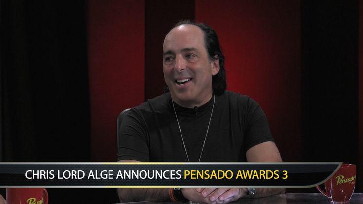 Grammy Award Winning Mix Engineer Chris Lord-Alge Announces Pensado Awar...