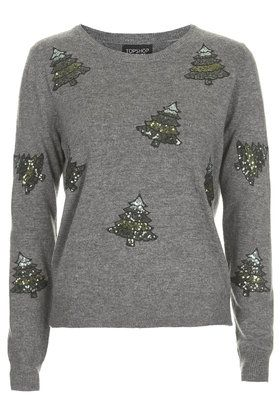 Christmas sweater by #topshop    |    styletorch.com