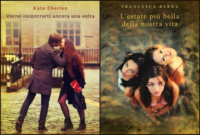 Romance and Fantasy for Cosmopolitan Girls: Segnalazione Garzanti 18 Aprile / 4 Maggio 2017