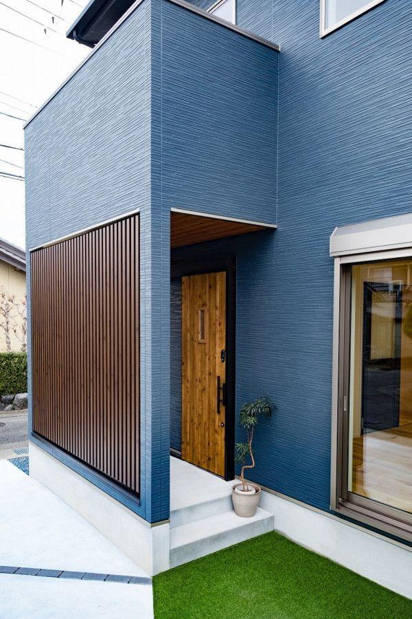 二世代が並んで暮らす家 子世代 二階建て 京都で新築 建替えをお