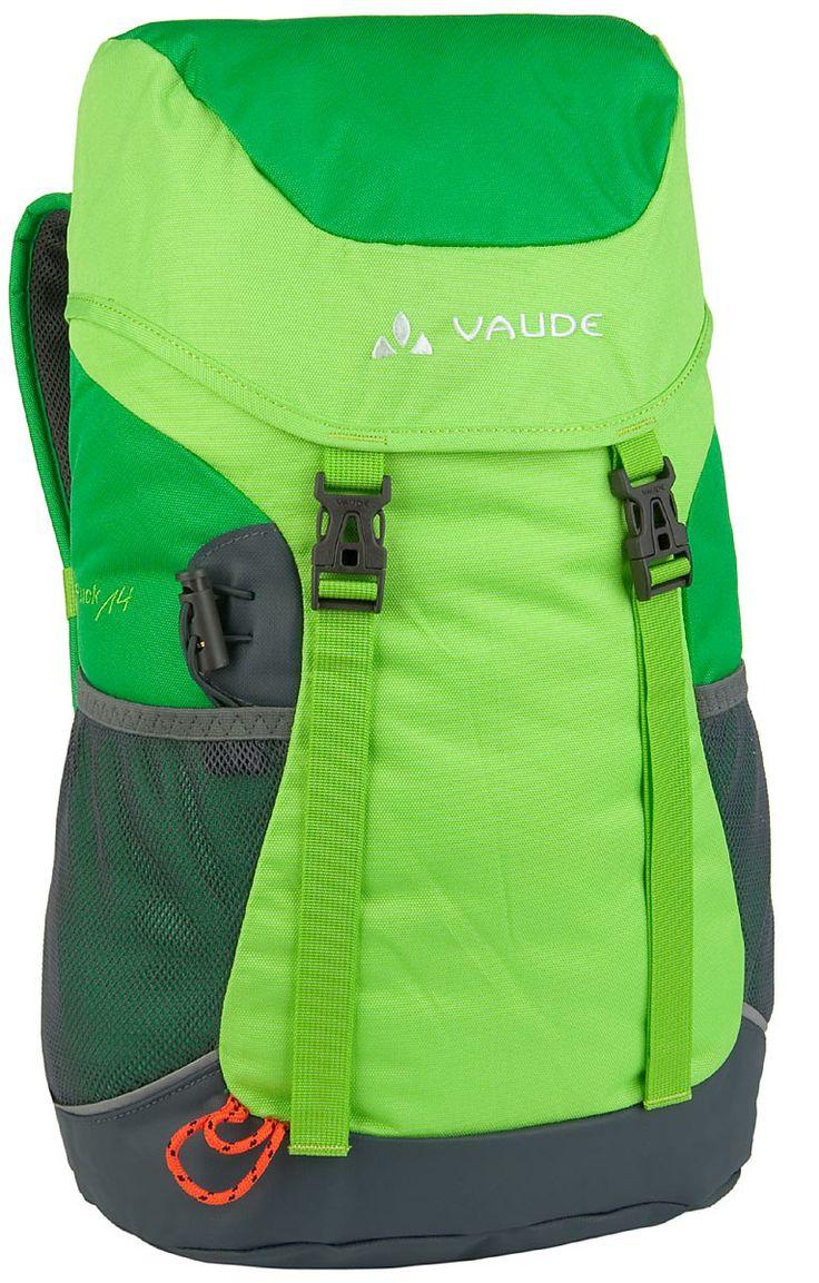 Vaude – Puck 14 Grass/Applegreen (innen: grau-grün gemustert) - Vaude Puck 14 Grass/Applegreen (innen: grau-grün gemustert)