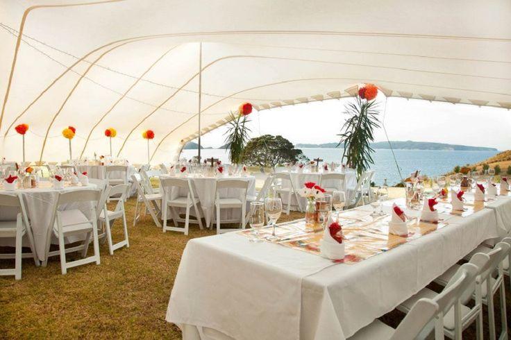 18 x 16 Opito bay #weddings #thecoromandel #stretchtentsnz