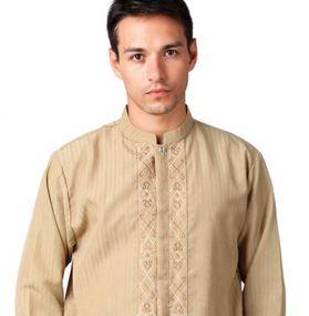 Baju koko termasuk model baju muslim untuk kaum pria, yang bertahan sebagai model baju muslim pria meskipun tidak banyak mengalami inovasi oleh para desainer baju.