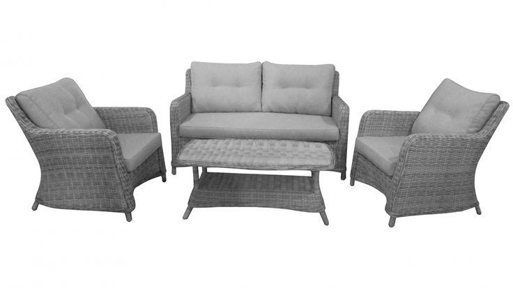Atlantis Outdoor Sofa Suite | Lavita Furniture
