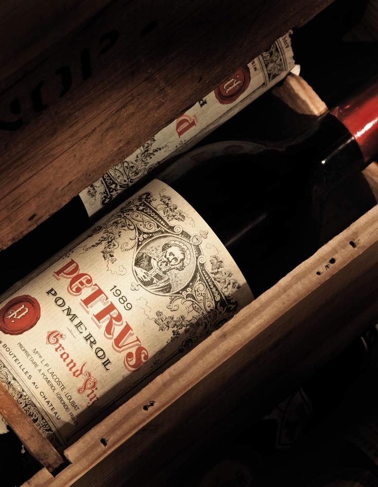 château pétrus wine