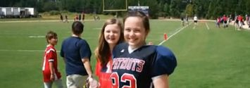 "12-Year-Old Female Football Player Kicked Off Team Because Male Players Might ""Lust"" After Her"