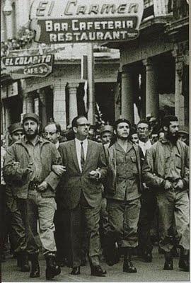 Foto de Fidel Castro y el Che Guevara. Y Dorticos  Fuck these communist mother fuckers!!!