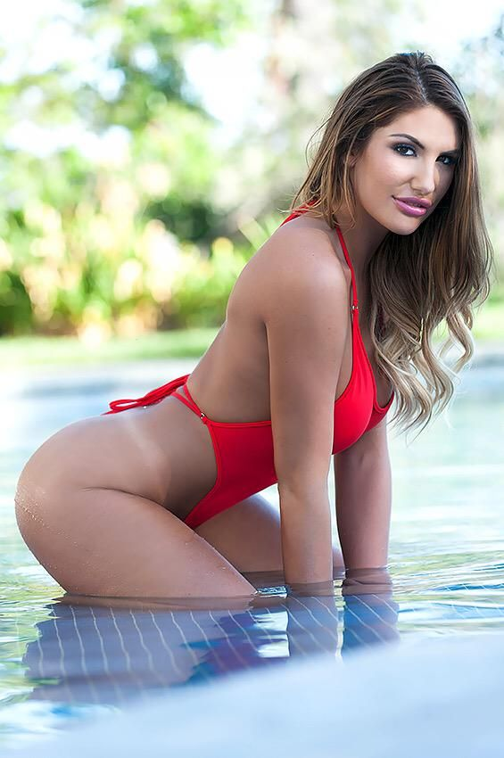 August ames something there